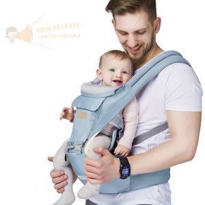 Fruiteam 6-in-1 Baby Carrier