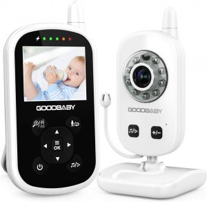 GoodBaby Portable Video Baby Monitor