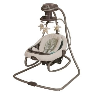 Graco DuetSoothe Rocker And Swing