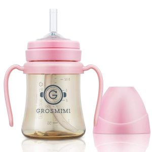 Grosmimi No-Spill Sippy Cup