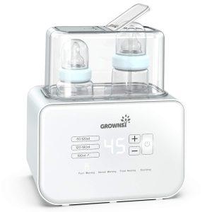 Grownsy 6-in-1 Baby Bottle Warmer Sterilizer