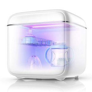 Grownsy Uv Light Sanitizer Sterilizer