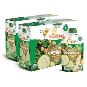 Happy Tots Organic Veggie
