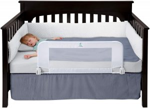 Hiccapop Convertible Crib Toddler Bed