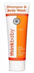 House Thinkbaby Body Wash Baby Shampoo