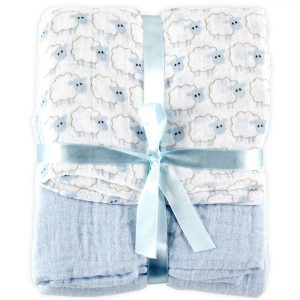 Hudson Baby Swaddle Blankets