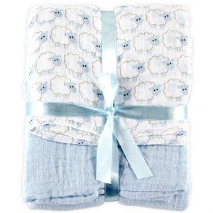 Hudson Baby Swaddle Blankets