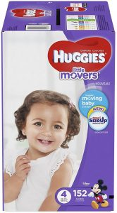 Hugggies Plus Diapers