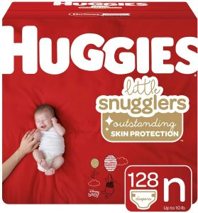 Huggies 128 Count Newborn