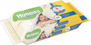 Huggies Baby Wipes Natural Care With Aloe Ver