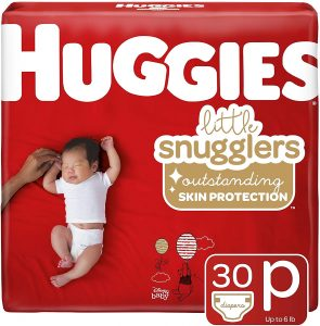 Huggies  Count Little Snugglers