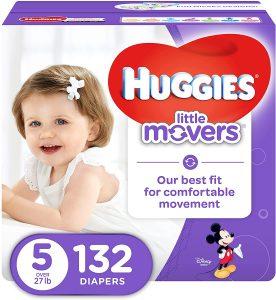 Huggies Plus Active Baby Diapers
