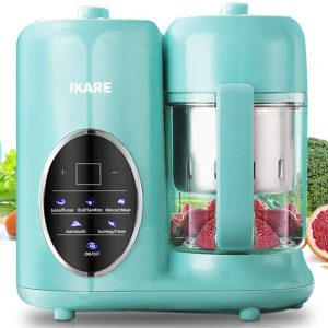 Ikare 8 in 1 Food Processor Steamer Blender