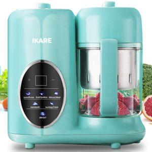 Ikare 8 in 1 Food Processor Steamer Blender