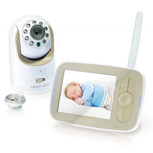Infant Optics DXR-8 Baby Monitor Best Audio Baby Monitors