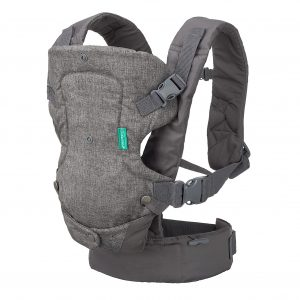 Infantino Flip 4-in-1 Convertible Carrier Best Baby Carriers For Hiking