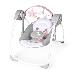 Ingenuity Comfort 2 Go Portable Swing Best Baby Swings