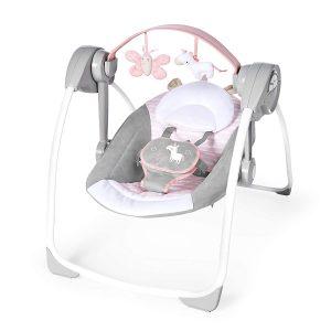 Ingenuity Comfort 2 Go Portable Swing Best Baby Swings