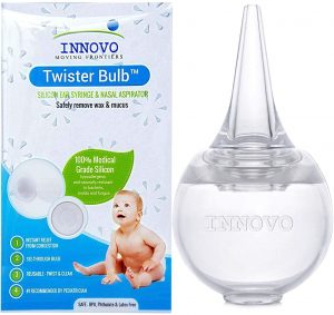 Innovo Twister Bulb Baby Nasal Aspirators