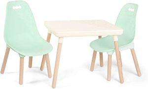 Ivory and Mint Kida Furniture