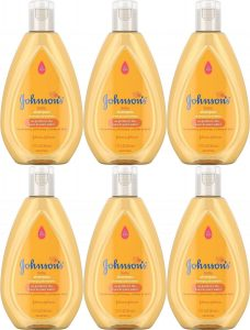 Johnson Pack Of 6 Travel Size Baby Shampoo