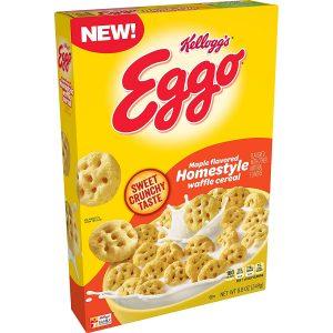 Kellogg's Eggo, Breakfast Cereal