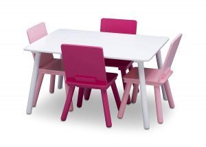 Kids Table and Chair set for Art-Craft