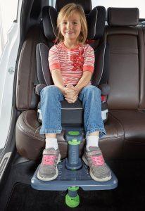 Knee Guard Kids Car Seat