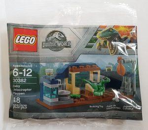 LEGO Jurassic World Themed Mini Playpen