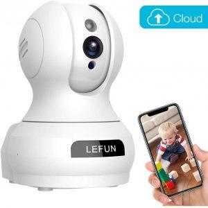 Lefun WiFi Surveillance Camera