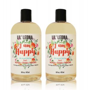 Lil Leona 3 In 1 Body Wash Bubble Bath