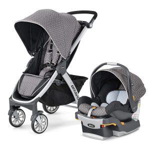 Lilla Chicco Bravo Trio Baby Travel System