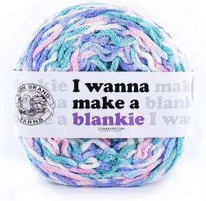 Lion Brand Yarn, Calluna Shade