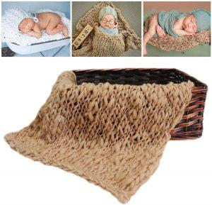 M&amp Infants Photo Props Baskets