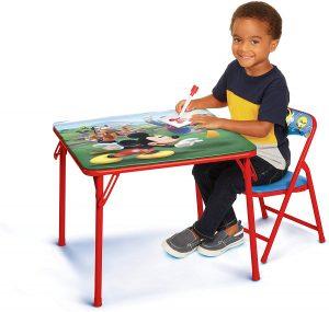 Mickey Junior Folding Table & Chair