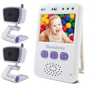 Moobybaby Value Baby Monitor