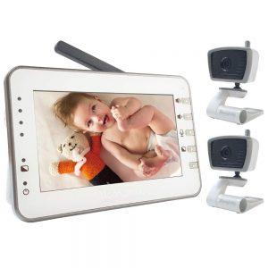 Moonbaby Trust 30 Non-WiFi Baby Monitor