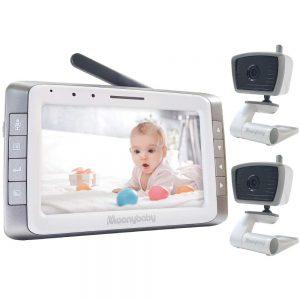 Moonybaby Non-Wi-Fi Baby Monitor