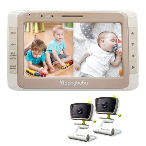 Moonybaby Split 50 Baby Monitor