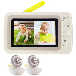 Moonybaby Split 60 Video Baby Monitor