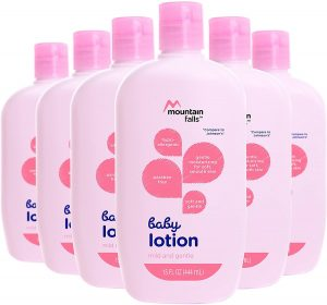Mountain Falls Hypoallergenic Baby Lotion