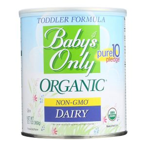 Nature's Daily Toddler Formula