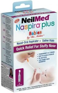 NeilMed Nasal Oral Aspirator