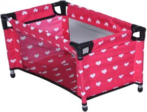 New York Doll Collection Doll Play Yard