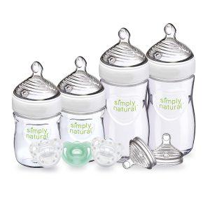 Nuk Simple Bottle Set