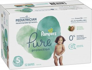 Pampera Pure Protection Hypoallergenic