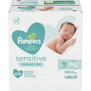 Pampers Sensitive Best Baby Wipe