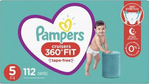 Pampers Stretch Waistband