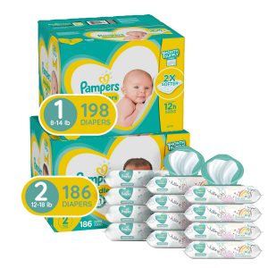 Pampers Wipes Starter Kit