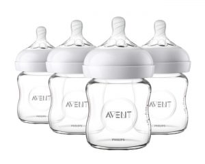 Philip Natural Avent Glass Bottle